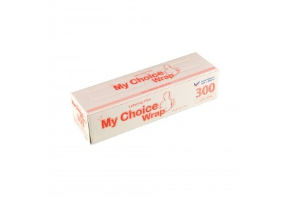 My Choice Wrap Premium Food Wrap / Catering Roll (300mm x 206m)