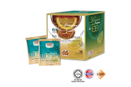 888 2 in 1 Leisure Lemon Tea (14g x 15 Sachets)
