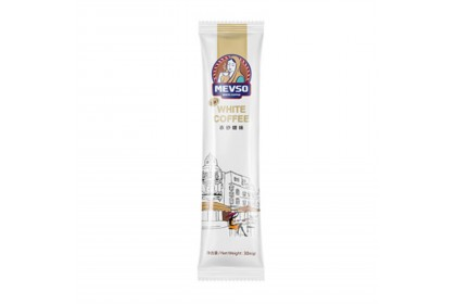 MEVSO 3 in 1 White Coffee - Brown Sugar (30g x 15 Sticks)