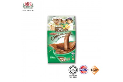 888 DCO Chocolate Malt Powder (200g)