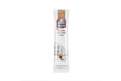 MEVSO 3 in 1 White Coffee - Hazelnuts (30g x 5s)
